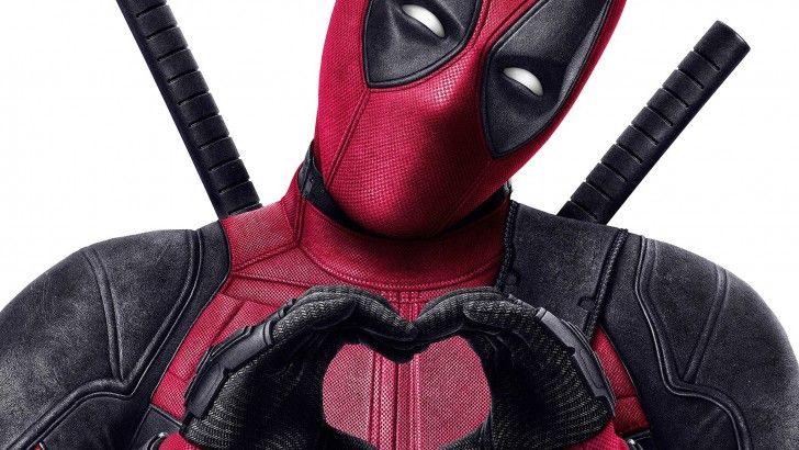 Download Deadpool Heart Movie Wallpaper 1920x1200