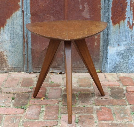 Walnut Glen Apartments: 1000+ Images About Midcentury Modern Tripod End Table On