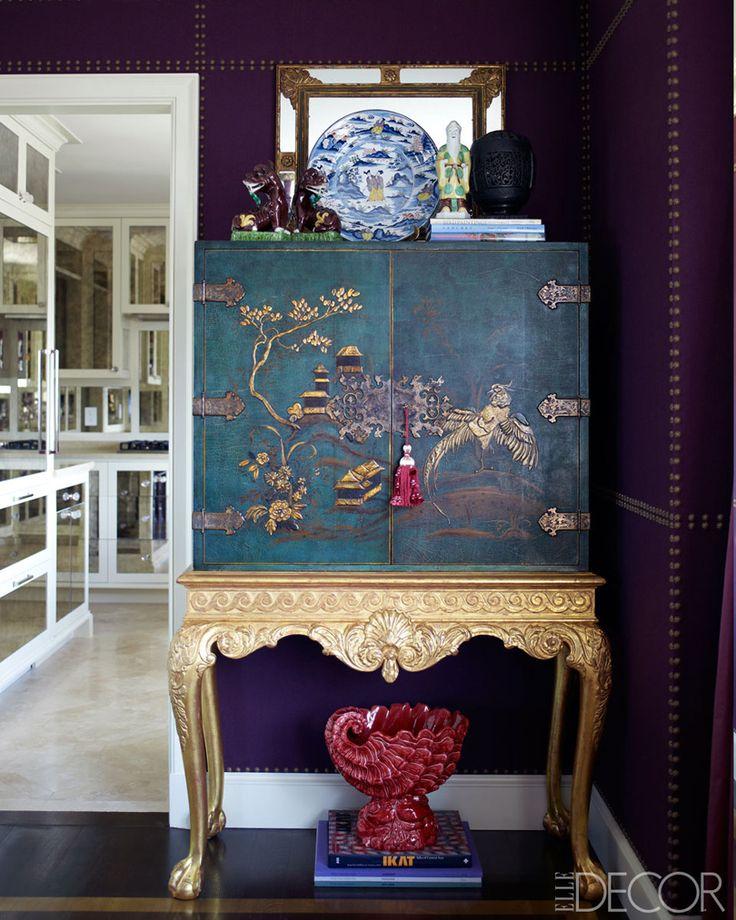 painted dresser vintage | hand painted, Alex Papachristidis, new York, home, apartment, antique ...