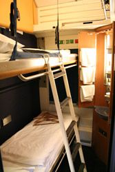 Advice for travel by European overnight train in a sleeper or couchette