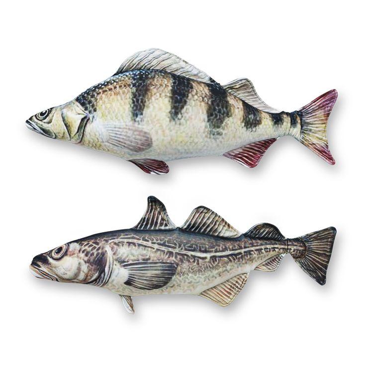 Poduszka jak ryba #poduszka #ryba #pillow #fish