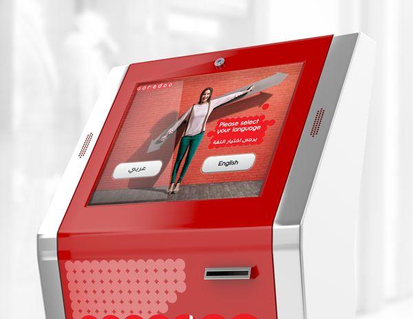 User Interface - Kiosk Digital Touch Screen on Behance