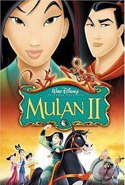 Mulan II (Video 2004) - IMDb