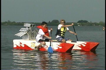69 best Cardboard Boat Regatta images on Pinterest | Boats ...