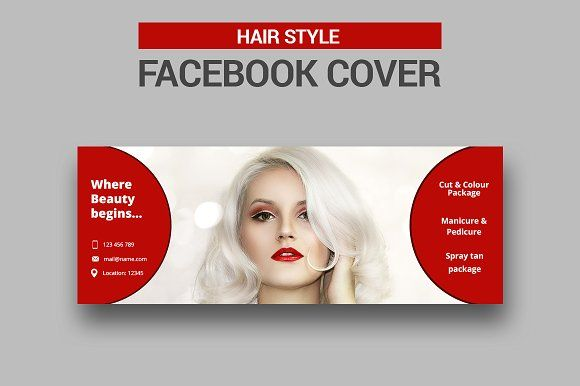 Hair Style Facebook Cover Sk Facebook Cover Photos For Facebook Social Media Template