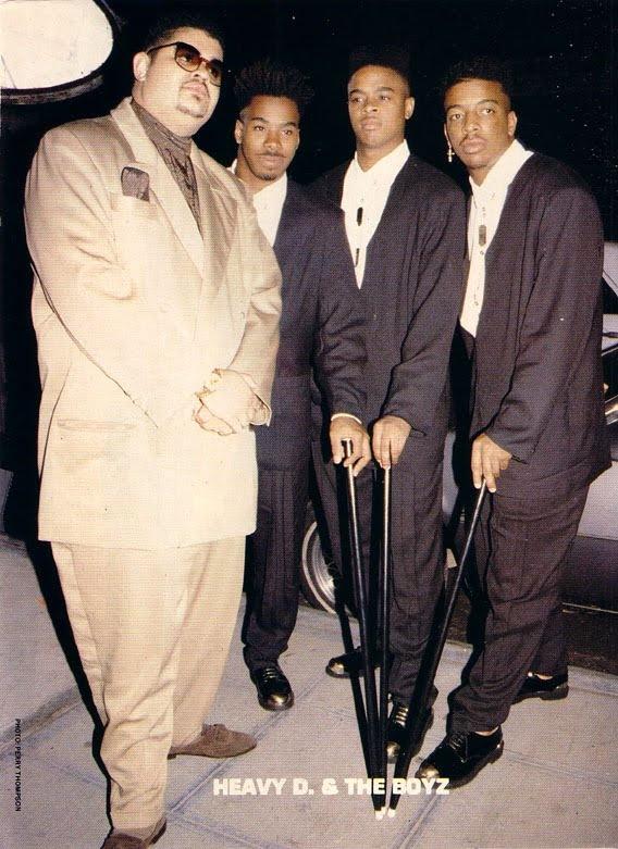 Heavy D and the Boyz
