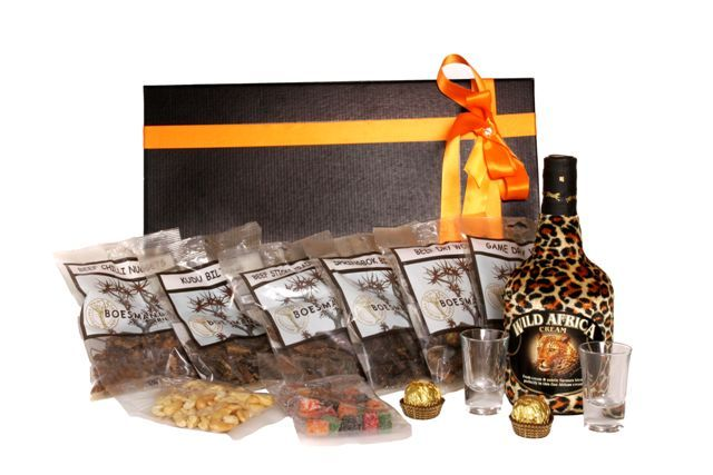African Safari Biltong hamper from biltongsa.com