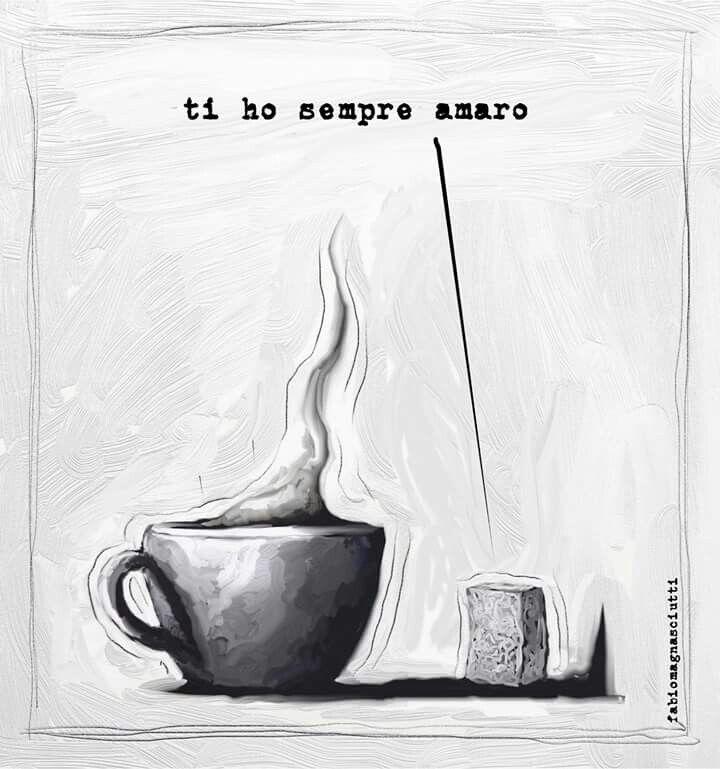 Amaro amore.  [Fabio Magnasciutti]