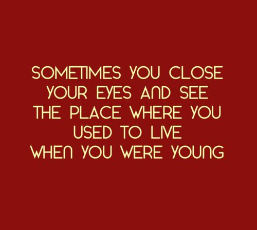 young...oh yes I do. : )