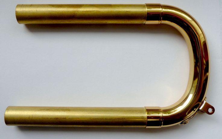 Stimmzug, Tuning Slide, org.Yamaha Ersatzteil, für Trompete,  Modell: YTR 1335