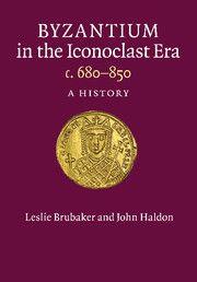Leslie Brubaker, John Haldon, Byzantium in the Iconoclast Era 680-850. A History, Cambridge University Press, paperback, 944 pages, 35 €. Commander sur Abebooks : http://www.abebooks.fr/servlet/BookDetailsPL?bi=15620033775&searchurl=sortby%3D0%26vci%3D57854540