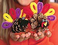 crafts with pinecones | hands pine cones cool deocrations crafts kids pinecone crafts