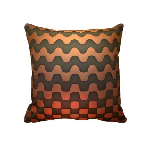 Copper Wave Pattern
