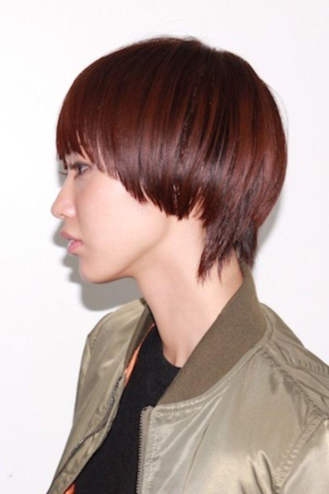 ウルフ クール かっこいい 女子 ショート 髪型 Khabarplanet Com ショート 女子 髪型 前髪 アシメ ショート