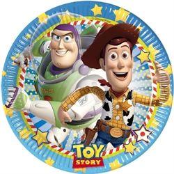 Tallrikar Toy Story - 28,75 SEK