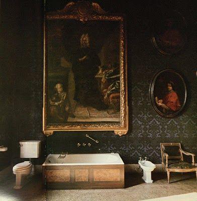 Carlos de Beistegui's Bathroom, Venice