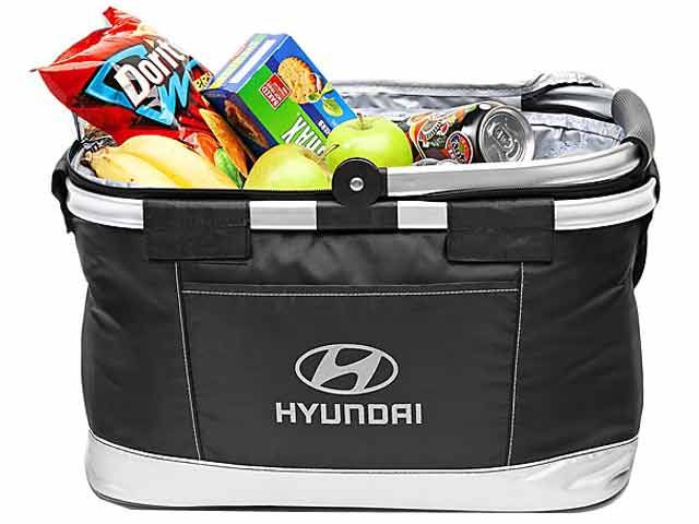 Hampton Basket Cooler at Cooler Bags | Ignition Marketing Corporate Gifts