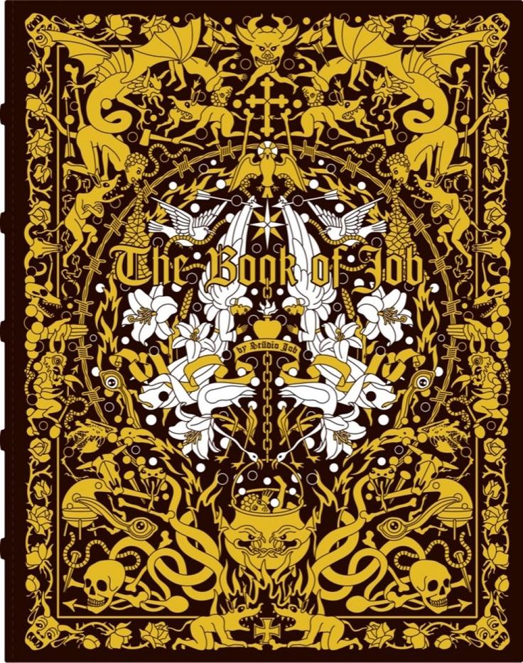 Books - The Book of Job by Studio Job  