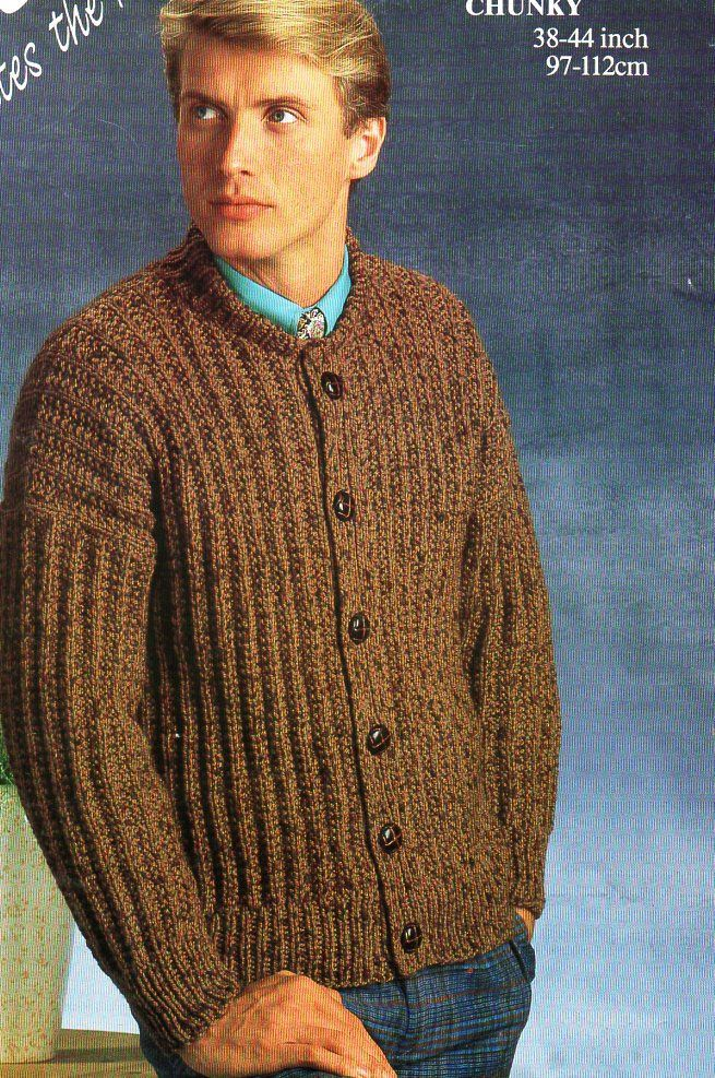 324 best Vintage Mens knitting patterns / Mens Knit Patterns ...