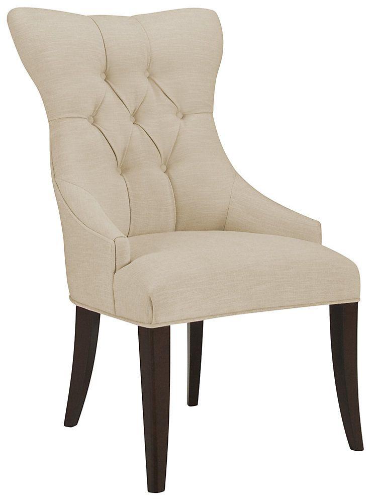 92 best furnishings chairs images on pinterest dining room dining room chairs and side chairs - Deco lounge grijs en beige ...