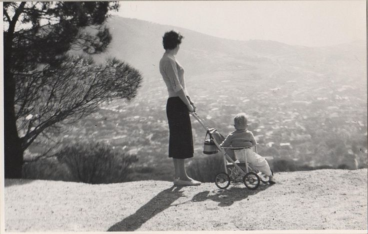 Cape town in 1950's.