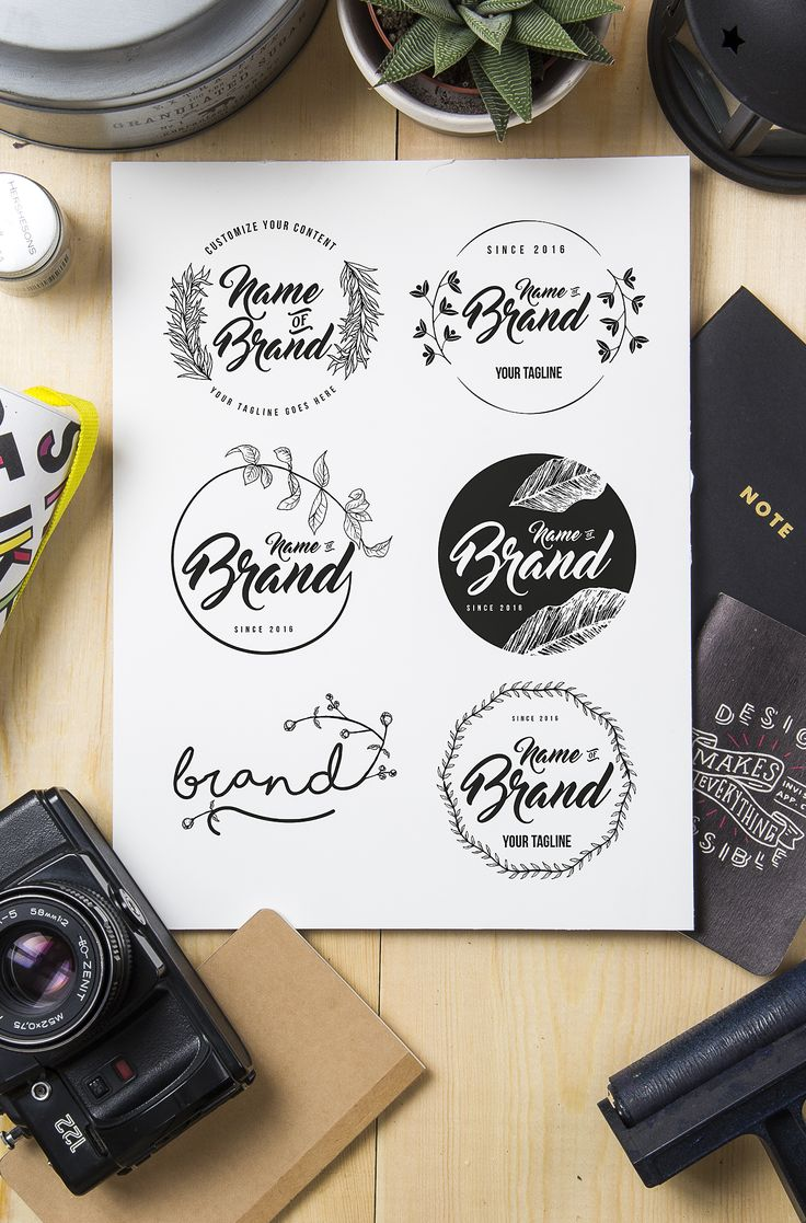 Floral Graphics Pack - Illustrations: With these illustrations, we've create...