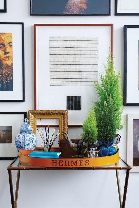 a little ledge + a little hermes