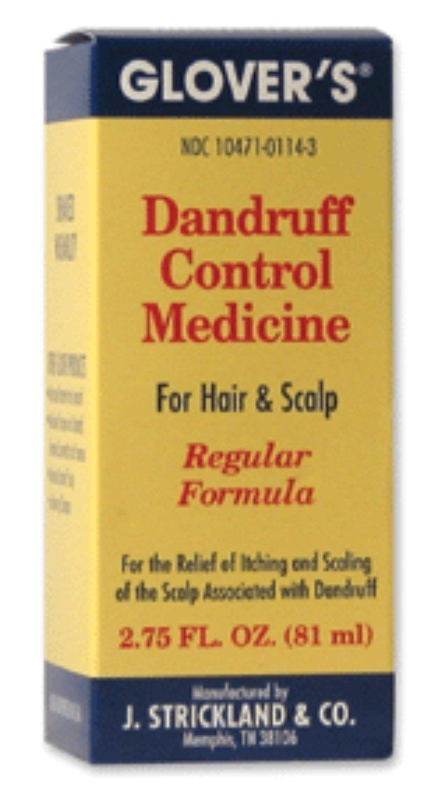 Glovers Dandruff Control Medicine 2.75 oz (Pack of 3) * See this great product.