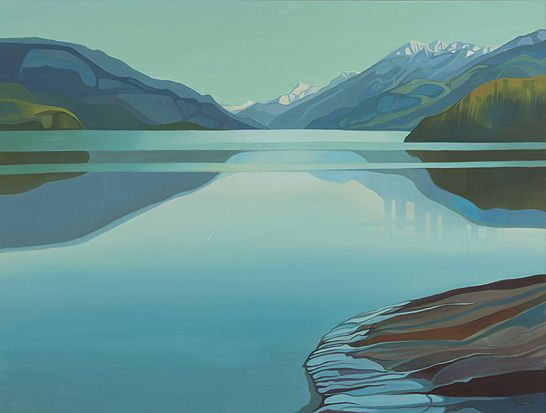 Anna Dillon Kootenay Lake