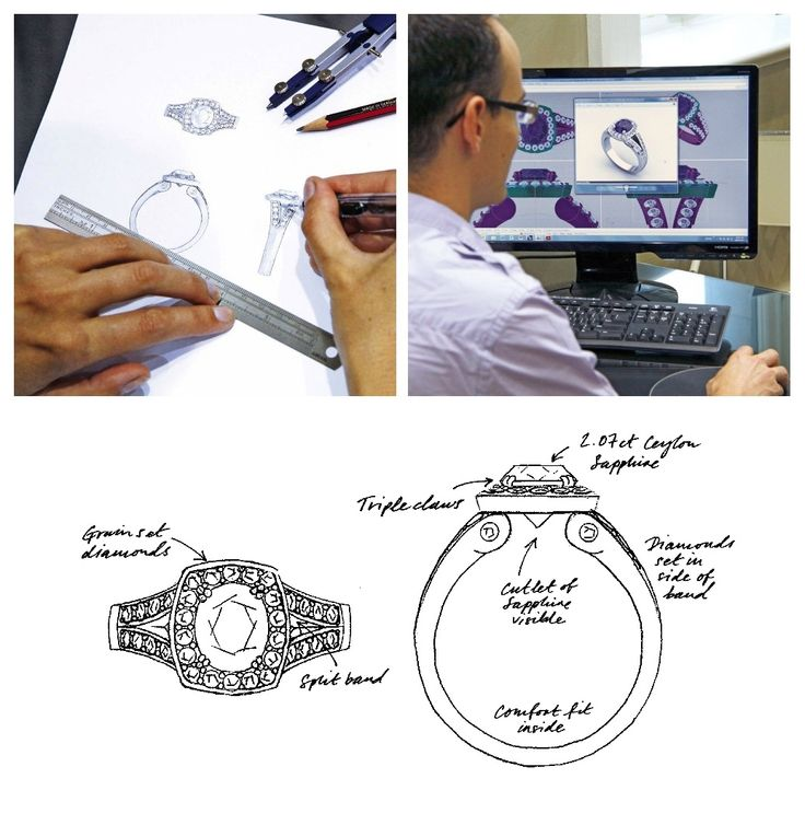 The Larsen Jewellery Design Service. Your opportunity to visualise your customised design with a photo-realistic computer drawing, which you are then able to adjust and tweak! Enquire at: www.larsenjewellery.com.au #larsenjewellery #designservice #ringdesign #customjewellery #australianjewellers #australianfashion