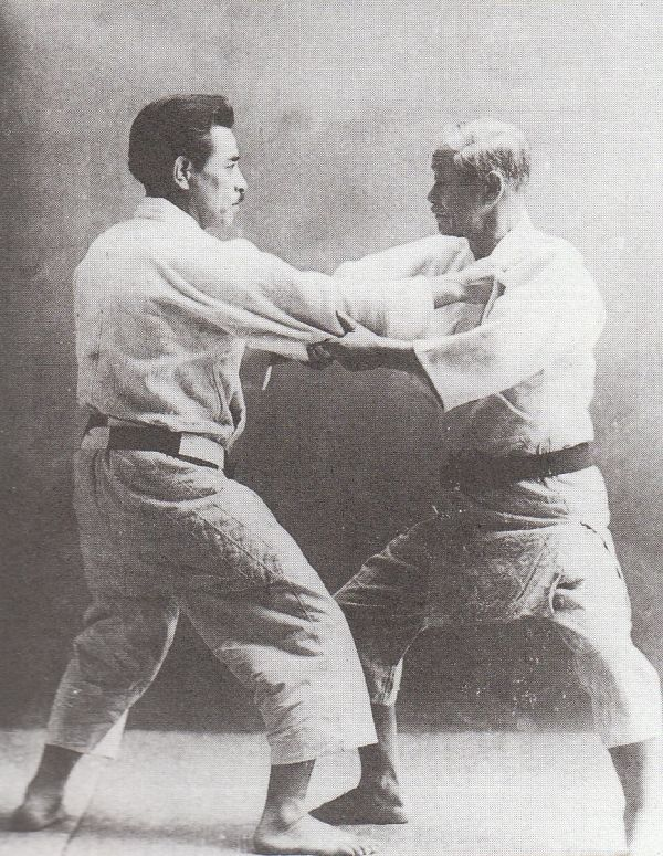 The story of how judo came about.