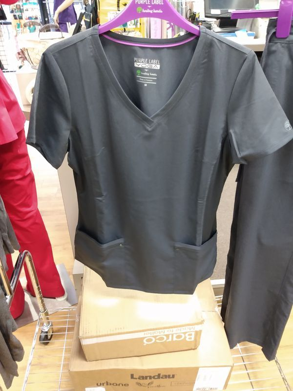Healing Hands Scrub Set M Top M Tall Pant Pewter For Sale In Fort Worth Tx In 2020 Tall Pants Scrub Sets Tops