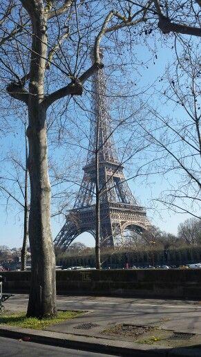 Tour Eiffel. 25.3.17