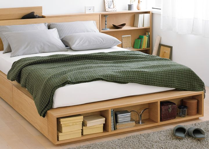 Best 25 japanese bed ideas on pinterest diy japanese Design of double bed
