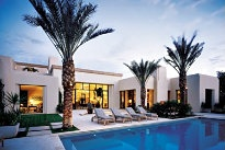 Phoenix,AZ: Hotel Interiors, Entertaining Poolside, Outdoor Living, Dream, Gen Outdoor, Palms Built, Ive, Garden