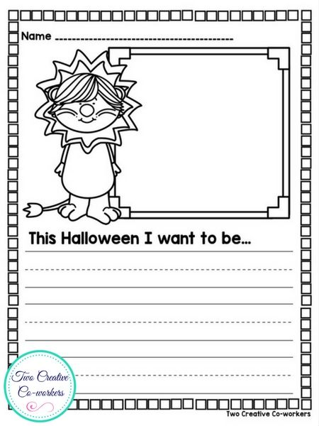 Fall Printable Parent Resources