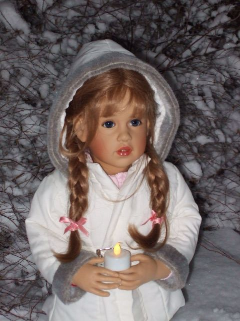 Skille doll