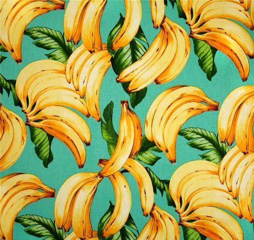 Perfect banana pattern