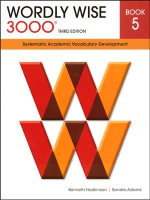WORDLY WISE 3000 THIRD EDITION BOOK 10