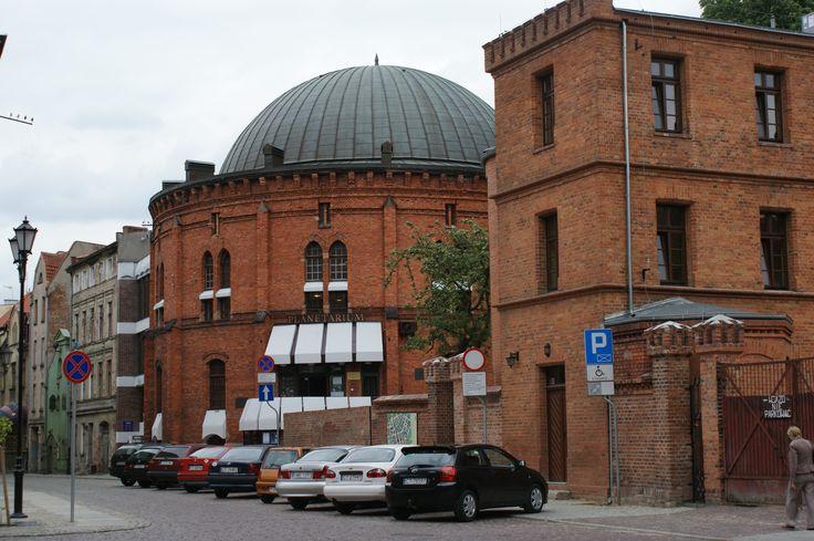 Planetarium i Torun