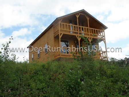 Deer Run Cabins of Campbellsville, Kentucky is a second generation Amish cabin company offering both pre-built modular cabins and build-on-site cabins and homes across the entire United States and Canada. We provide the most insulated pre-built cabin and cabin kits in Kentucky!