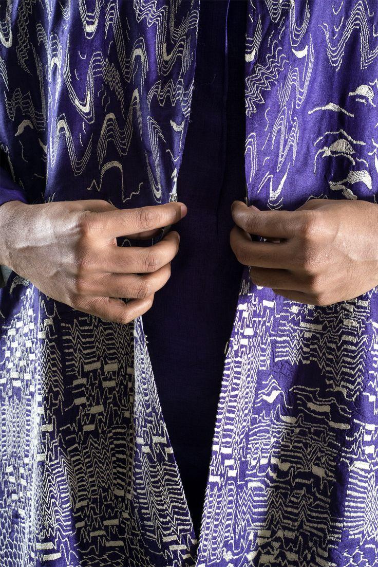 swati kalsi hand embroidered detail