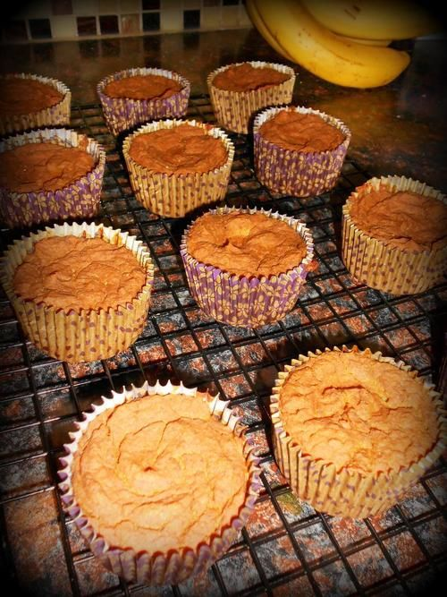 30 Calorie Pumpkin Pie Muffins!