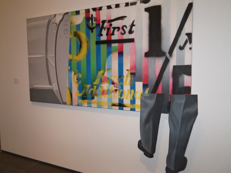 James Rosenquist Los Angeles County Museum of Art
