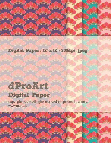 Digital Japanese Paper 16