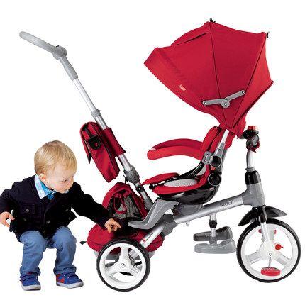 MODI продажа Сяоху Zi трехколесный велосипед детская коляска детская коляска велосипед T500