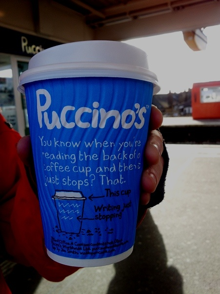 Puccinos cup | Making a Marque (by Waldo Pancake)
