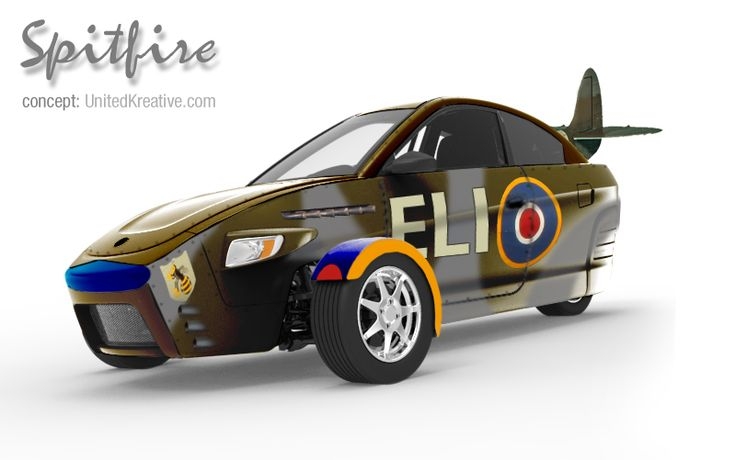 I Created This As A 3rd Rough Concept For My New Elio
