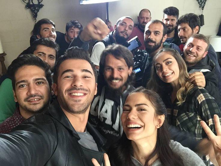 Erdem, Burak, Asli & Gonca :)