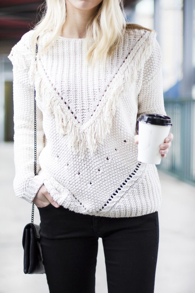 Fringe Sweater Weather
